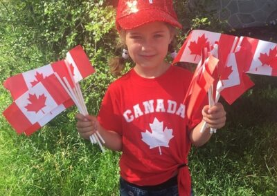 Canada Day in East York